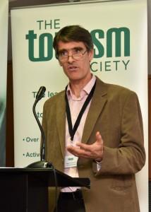 Tourism Society tourism trends 2017 seminar