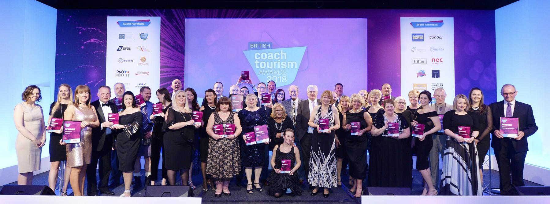 British Coach Tourism Awards 2018